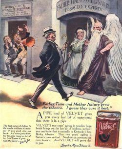 Ads Velvet Tobacco